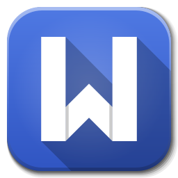 Apps Wps Word icon