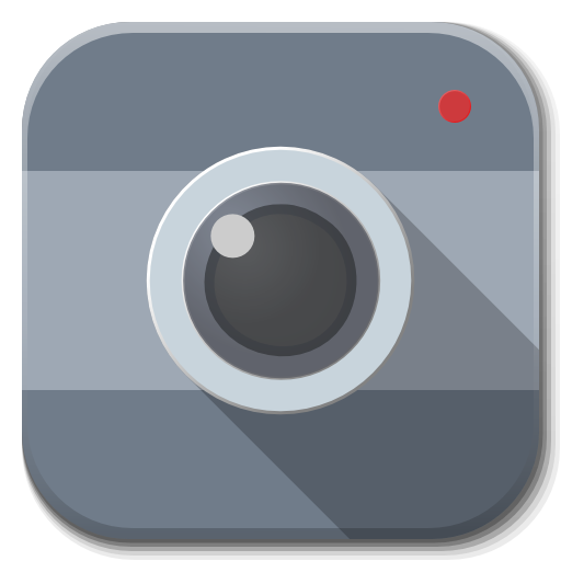 Apps Camera Icon Flatwoken Iconset Alecive