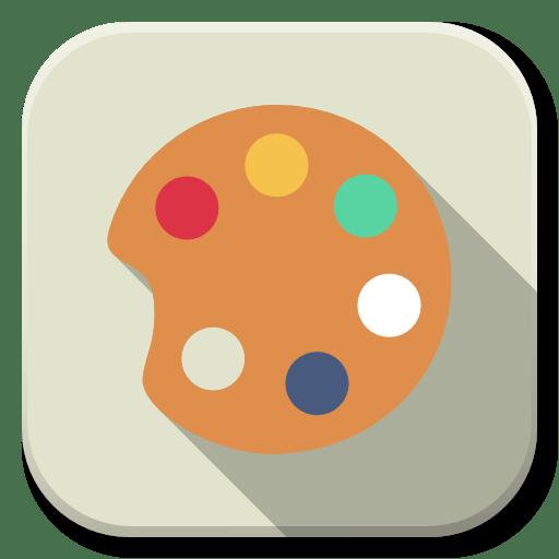 Apps Color D icon