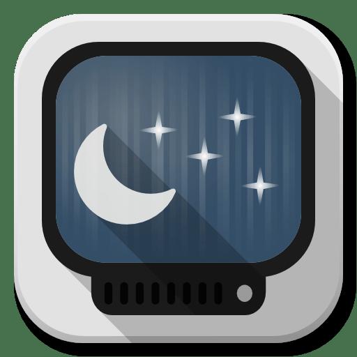 Apps-Computer-Screensaver icon