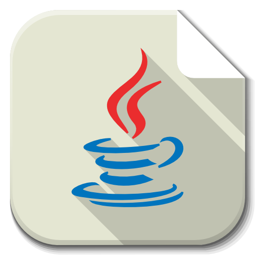 Apps File Java icon