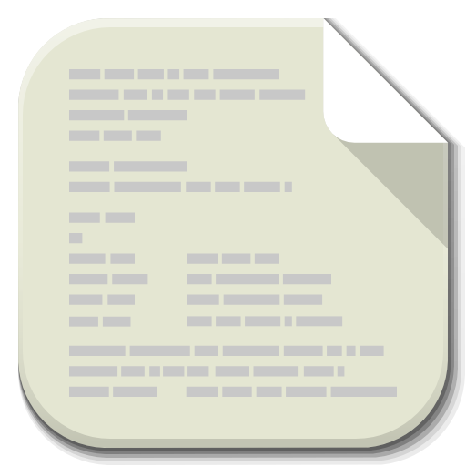 Apps-File-Text-Plain icon