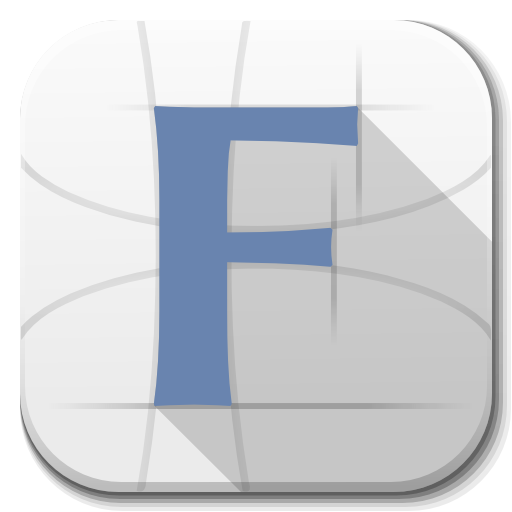 Apps-Font icon