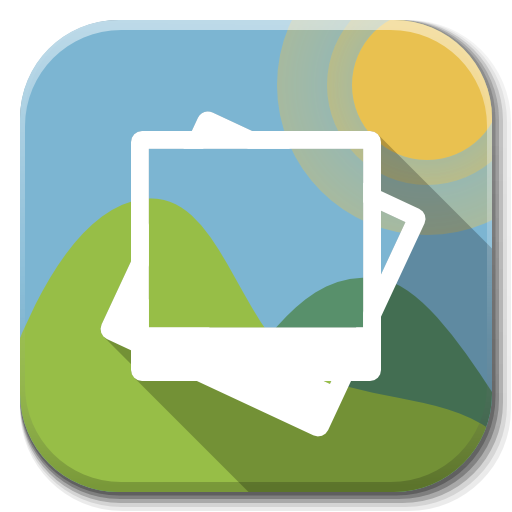 Apps Gallery Icon | Flatwoken Iconset | alecive