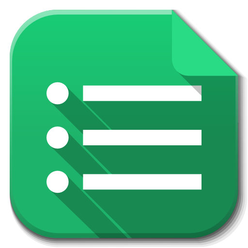 Apps Google Drive Forms Icon | Flatwoken Iconset | alecive