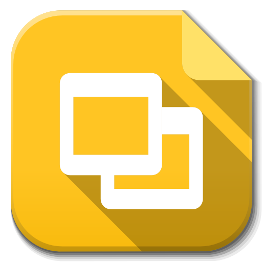 Apps-Google-Drive-Slides icon