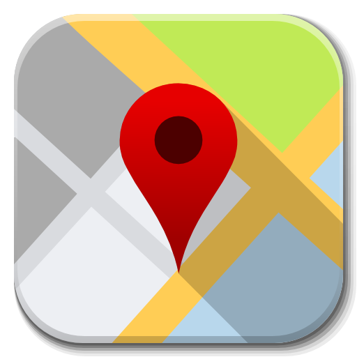 Apps Google Maps icon
