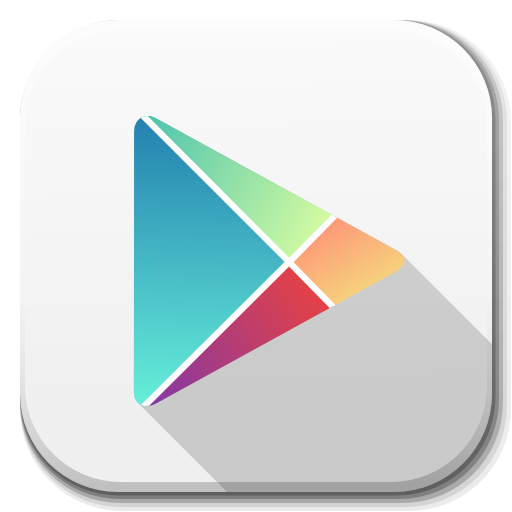 Apps google play b icon flatwoken iconset alecive Play app