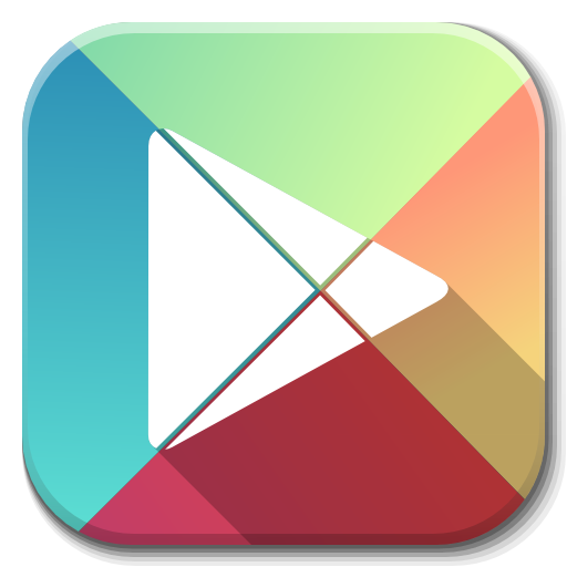 Apps google play icon flatwoken iconset alecive Google play app