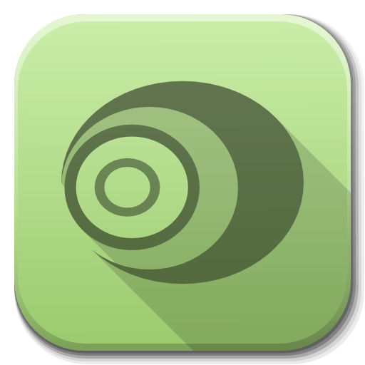 Apps Gtk Recordmydesktop icon