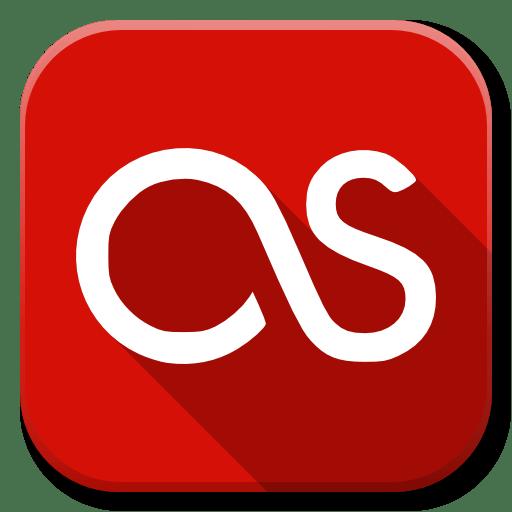 Apps-Lastfm icon