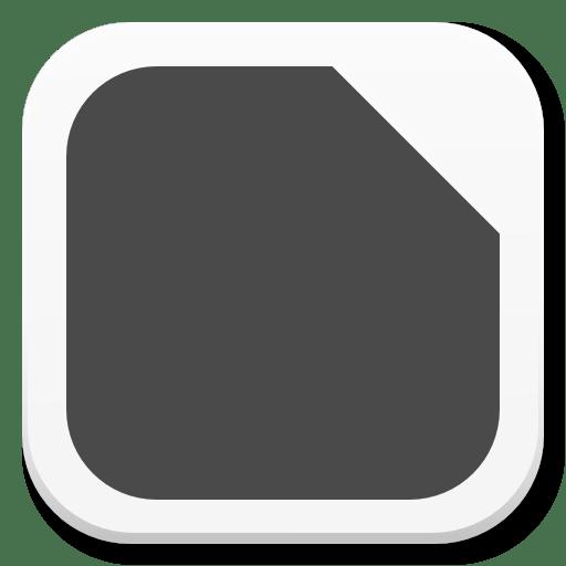 Apps Libreoffice B icon