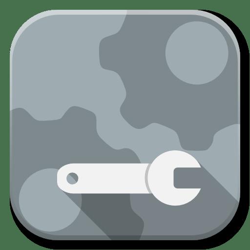 Apps-Settings-B icon