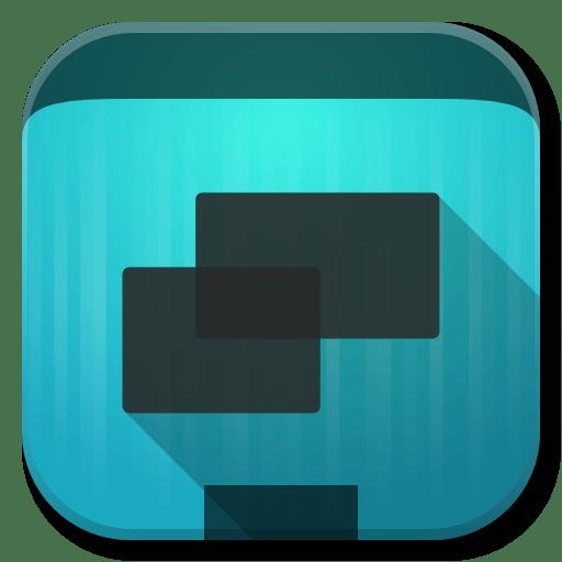 Apps Show Desktop icon
