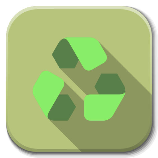 Apps-Trash-Full icon