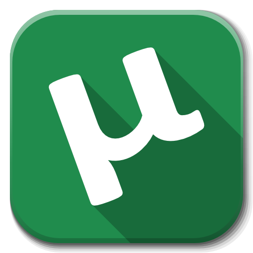 Apps-Utorrent icon