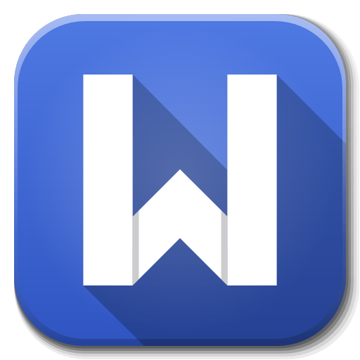Apps-Wps-Word icon