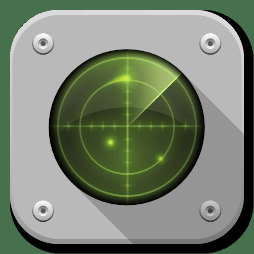 Apps-Zenmap icon