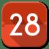 Apps-Calendar icon