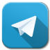 http://icons.iconarchive.com/icons/alecive/flatwoken/72/Apps-Telegram-icon.png