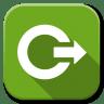 Apps-Dialog-Logout icon