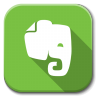 Apps-Evernote-B icon