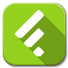 Apps-Feedly icon