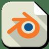 Apps-File-Blender icon