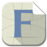 Apps-File-Font icon