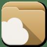 Apps-Folder-Cloud icon