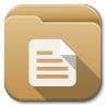 Apps-Folder-Documents icon