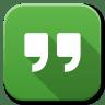 Apps-Google-Hangouts icon