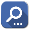 Apps Search And Replace Icon | Flatwoken Iconset | alecive