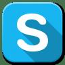 Apps-Skype-B icon