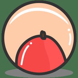 Button mango icon