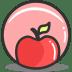 Button-apple icon