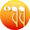 OGG orange icon