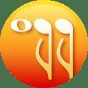 OGG orange icon