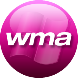 WMA fuchsia icon