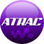 ATRAC purple icon