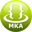 MKA-green-lcd icon