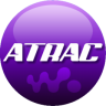 ATRAC-purple icon