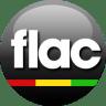 FLAC-black icon