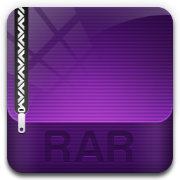 archive rar icon