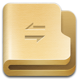 Folder links icon