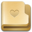 folder favourites icon