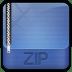 Archive-zip icon