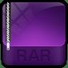 Archive-rar icon