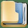 Folder-data icon