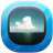 Library videos icon